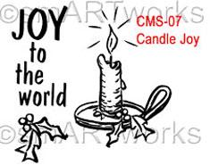 CMS-07CandleJoy