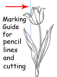 Mark-cut-guide