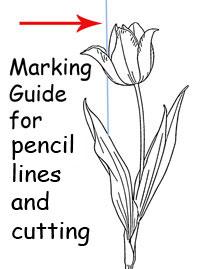 Mark-cut-guide